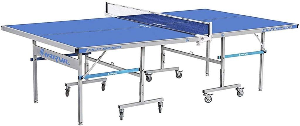 md sports official size table tennis table