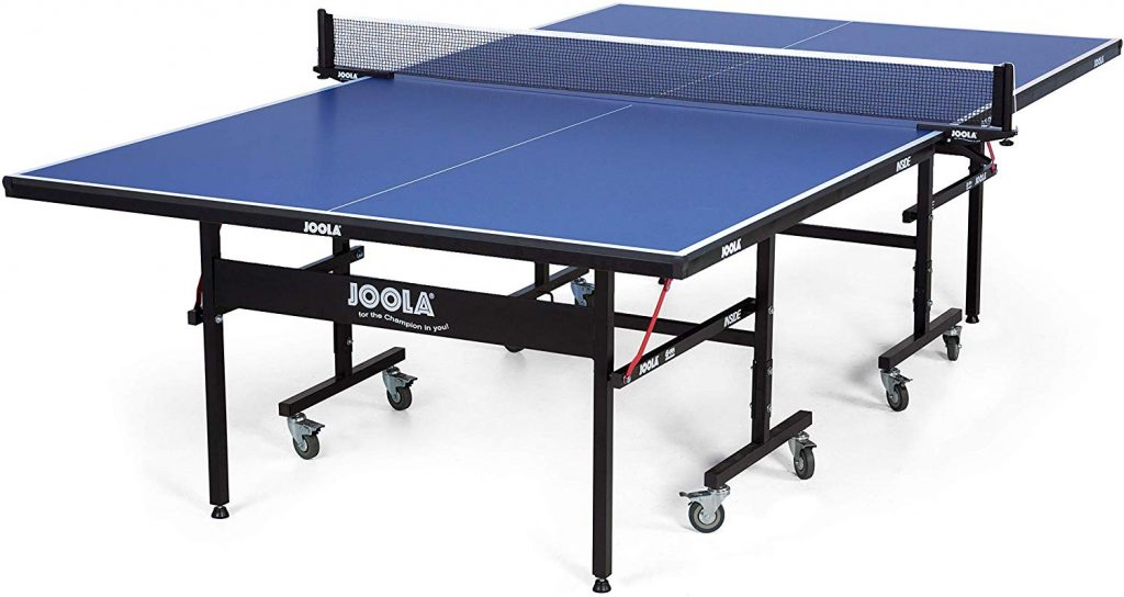 joola inside 15 table tennis table with net set