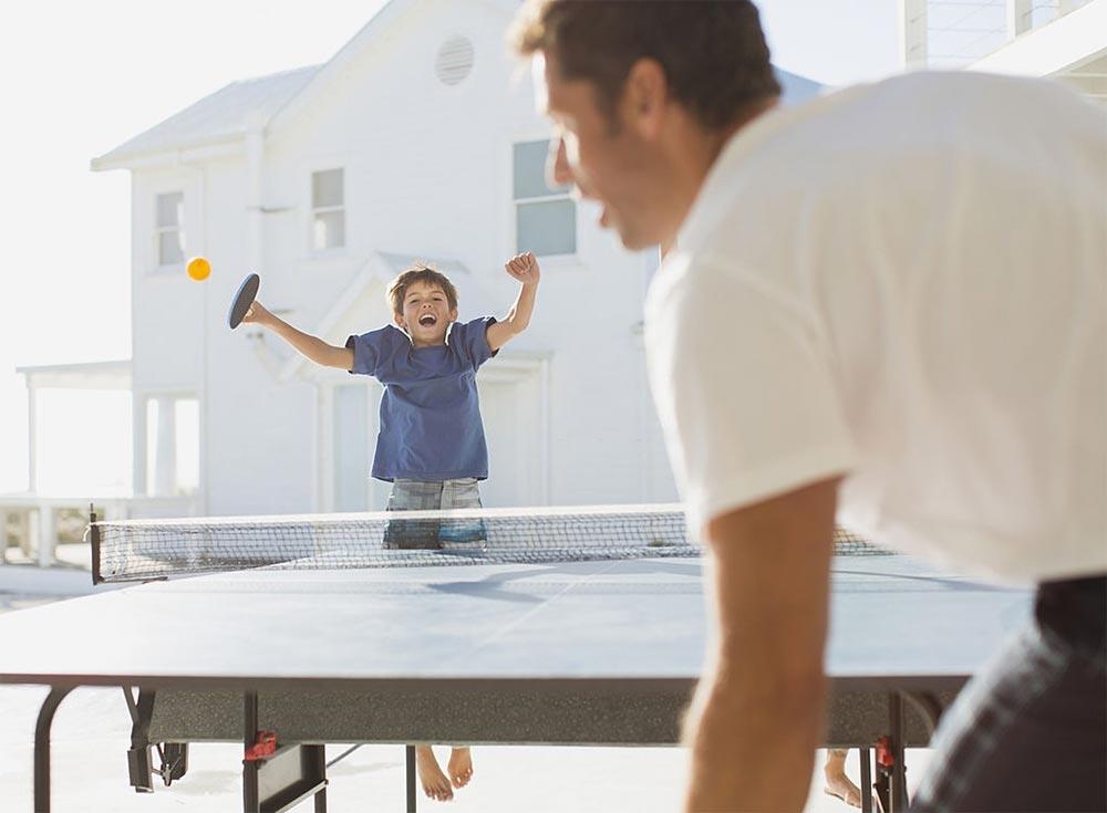 mini ping pong balls