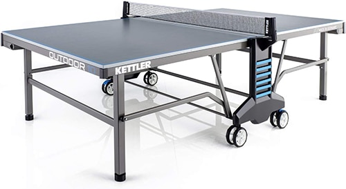 kettler outdoor table tennis table