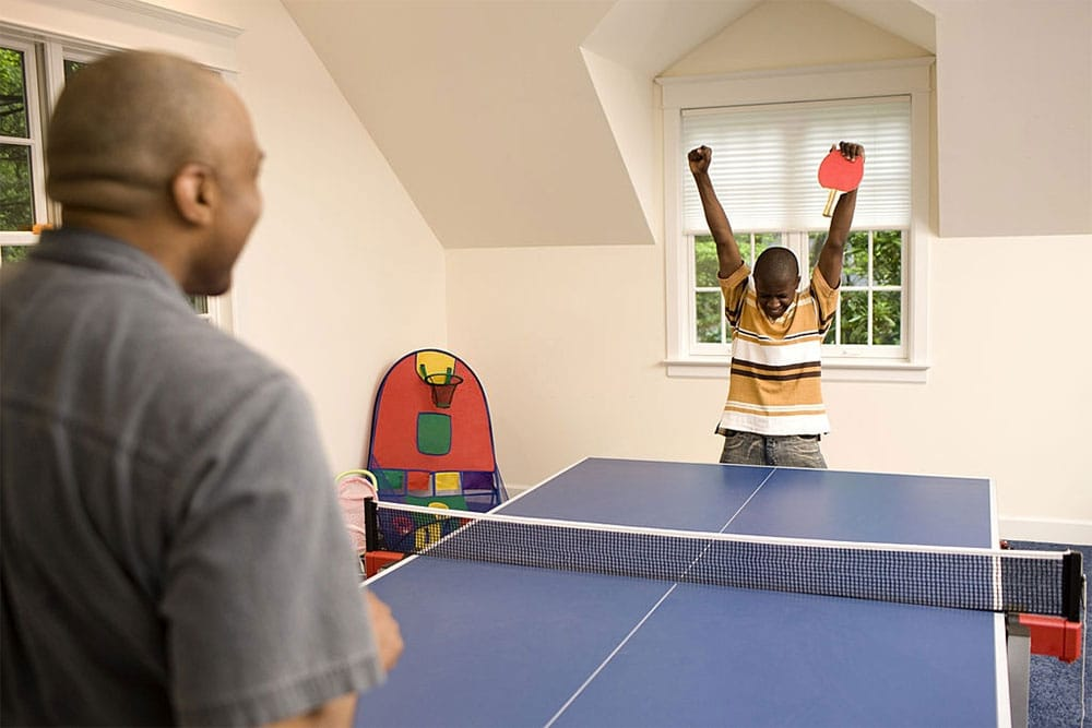 how much is a ping pong table