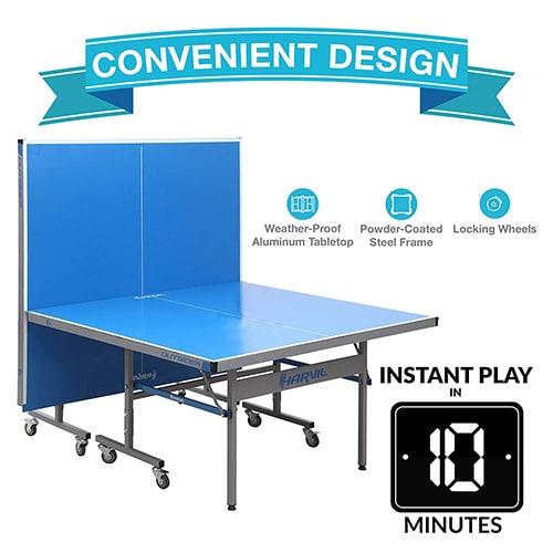 ping pong table amazon