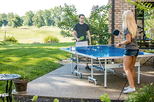 outdoor ping pong table for sale