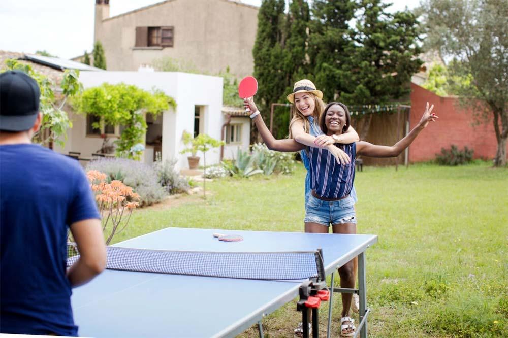 tiga ping pong table