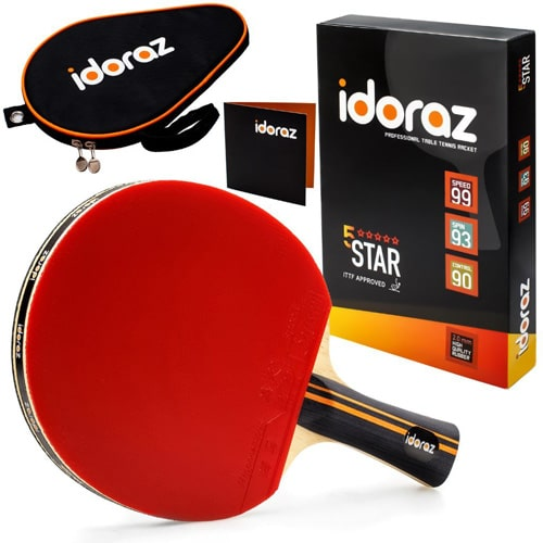 best table tennis racket