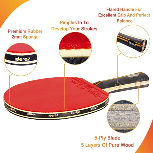 pickleball rackets amazon