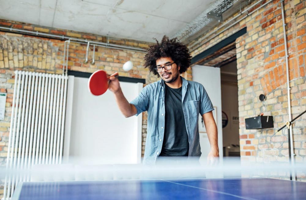 best table tennis paddle for beginners