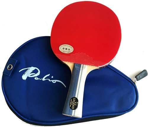 stiga table tennis racket