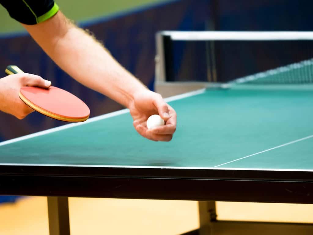 cheap ping pong paddles