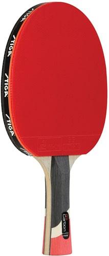 stiga ping pong paddles