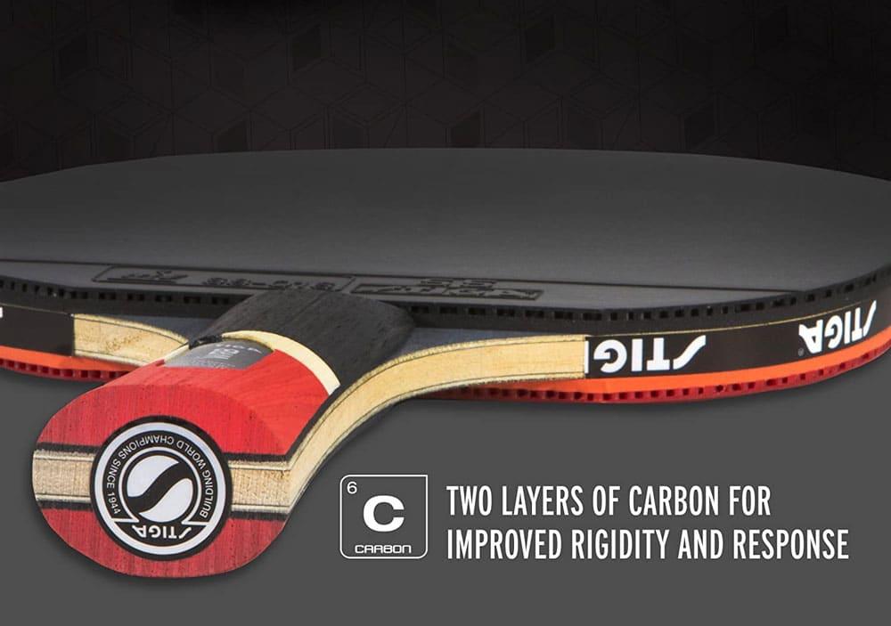 stiga carbon