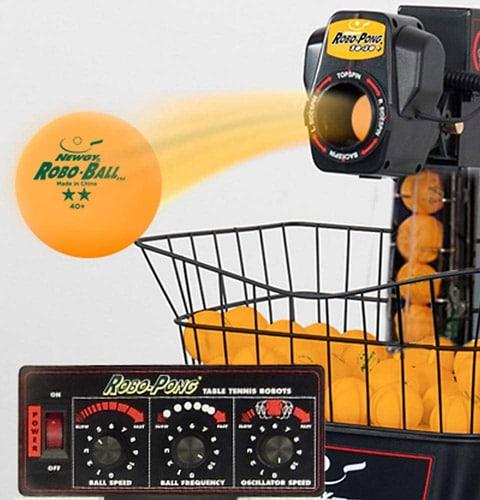 newgy robo pong